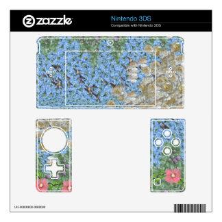 Spring/ Summer Blooms Skins For 3DS
