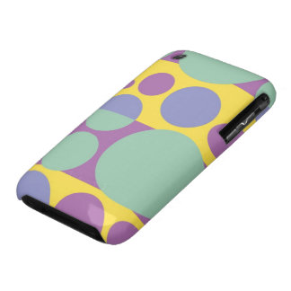 Spring, summer colors pop art circles 2 iPhone 3 Case-Mate case
