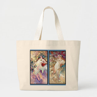 Spring Summer Fall Winter Large Tote Bag