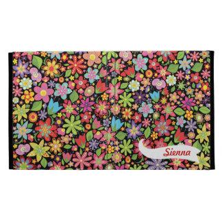 Spring Summer Flowers IPAD Caseable Folio Case iPad Cases