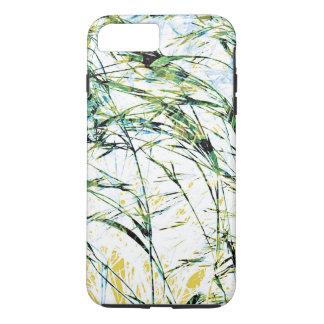 Spring summer nature flower sprout design art iPhone 8 plus/7 plus case