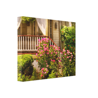 Spring - Summer's transition Canvas Print