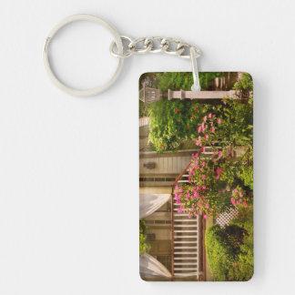 Spring - Summer's transition Keychain