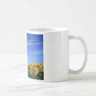 Spring Sunflower Coffee Mug