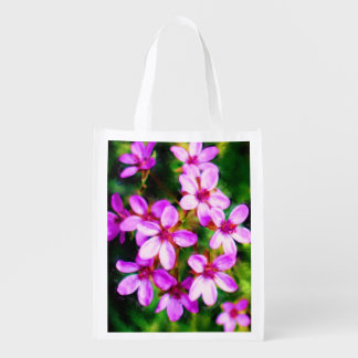 Spring Sweetness Grocery Bag