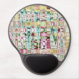 Spring Tapestry Abstract Gel Mouse Pad