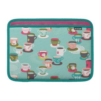 "Spring Tea Garden 11"" MacBook Air Sleeves"
