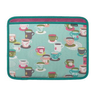 """Spring Tea Garden 13"""" MacBook Air Sleeve"""