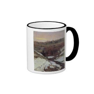 Spring temprana, 1905 tazas de café