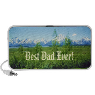 Spring Tetons Father's Day speaker