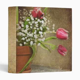 Spring Texture Binder