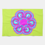 Spring Thang #5 - Monogram Customizable Hand Towel