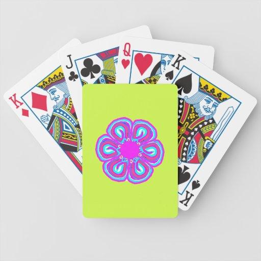 Spring Thang #5 - Monogram Customizable Bicycle Poker Cards