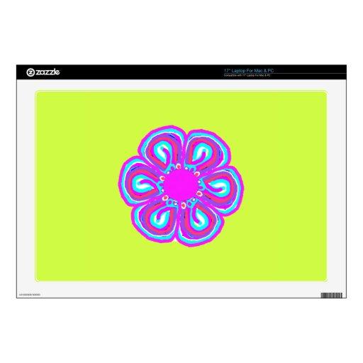 """Spring Thang #5 - Monogram Customizable Skin For 17"""" Laptop"""