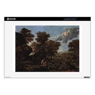 "Spring (The Earthly Paradise) by Nicolas Poussin Skins For 15"" Laptops"