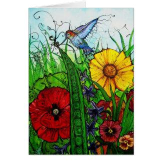 Spring Things Card