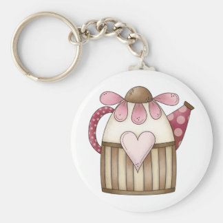 Spring Things · Pitcher Key Chains