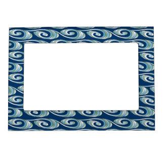 spring tide magnetic photo frame
