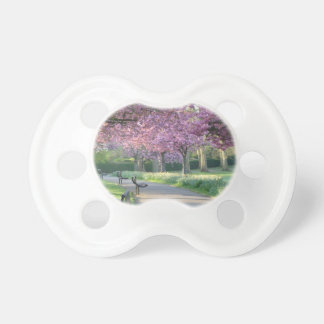 Spring time ! baby pacifier