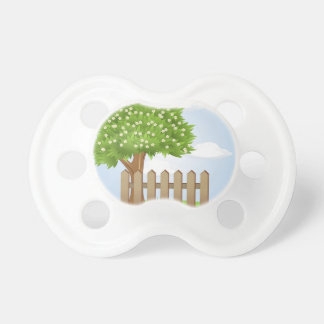 Spring Time Baby Pacifier