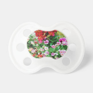 Spring Time Beauty Baby Pacifiers