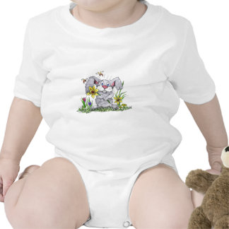 Spring time bunny shirt