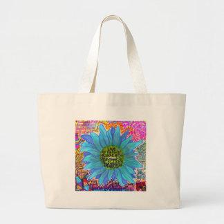 Spring Time Canvas Bag