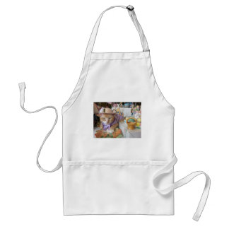 Spring Time Claude Adult Apron