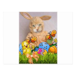 Spring Time Claude Postcard