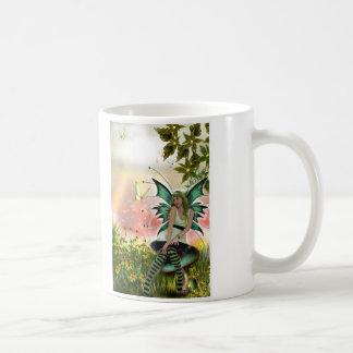 Spring Time Faery Coffee Mugs