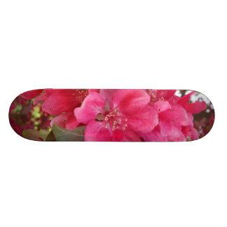 Spring Time Flower Skateboard