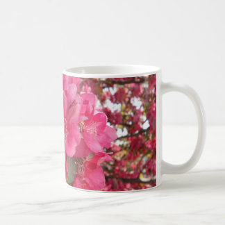Spring Time Flower White 11 oz Classic White Mug