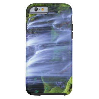 Spring-time fresh water flowing over moss tough iPhone 6 case