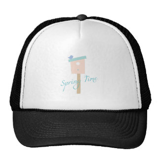 Spring Time Trucker Hat
