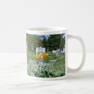 Spring time in Cave Hill Cemetery Coffee Mugs