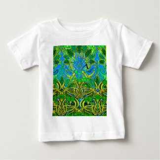 Spring time in the flower garden baby T-Shirt