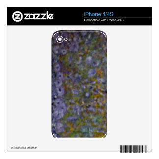 Spring Time iPhone 4 Decals