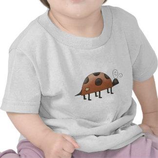 Spring Time · Ladybug Tee Shirt