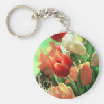 Spring Time Magic Keychain