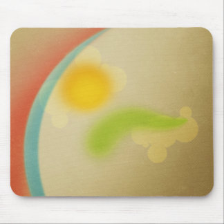 Spring Time Mouse Pad