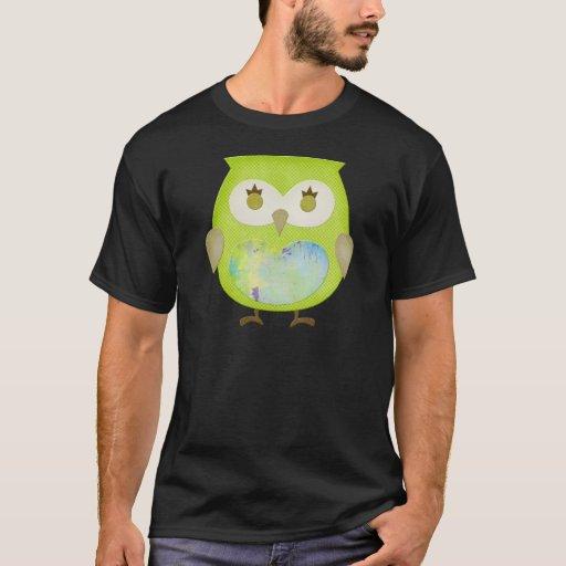 Spring Time Owl T-Shirt