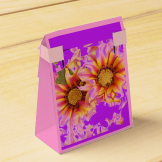 SPRING TIME PARTY FAVOR BOX