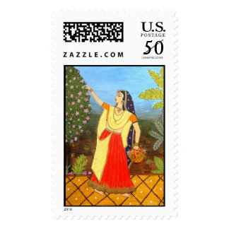 Spring Time Postage