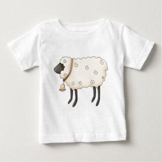 Spring Time · Sheep Baby T-Shirt