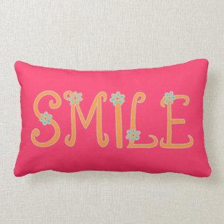 Spring Time Smiles Pillow
