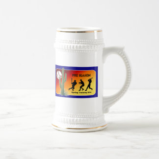 Spring Training Baseball 2014 Cactus Beer Stein