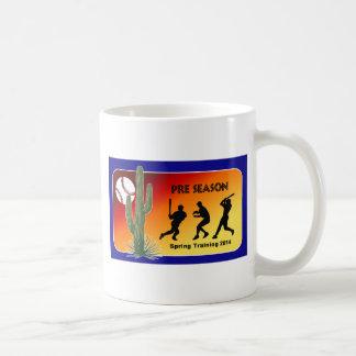 Spring Training Baseball 2014 Cactus Coffee Mug