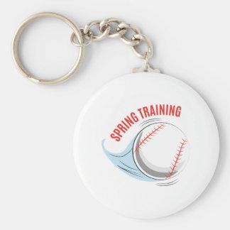 Spring Training Key Chains