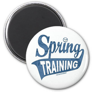 Spring Training Magnet