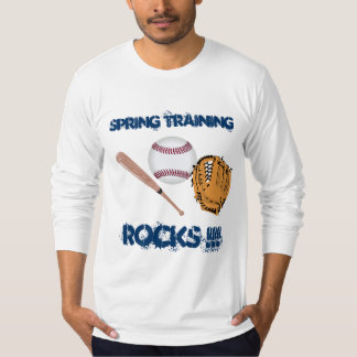 SPRING TRAINING ROCKS T-Shirt